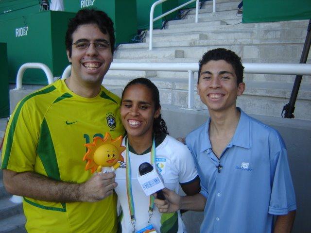 O a.k.a. Ikki!! não perdoa nem a Ádria dos Santos!! (2007)