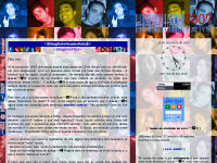 Terceiro Layout do a.k.a. Ikki!! no Blogspot (2007)