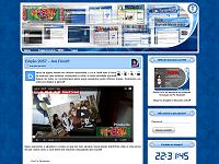 Quarto layout do a.k.a. Ikki!! em servidor próprio (2012-2013)