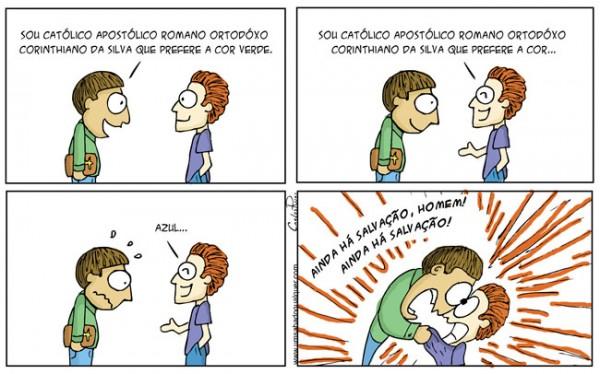 Tira de Carlos Ruas - Um Sábado Qualquer (http://www.umsabadoqualquer.com)
