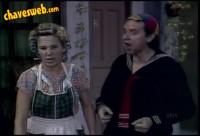 Dona Florinda e Quico