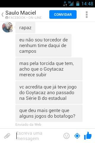 Goytacaz > Botafogo!!